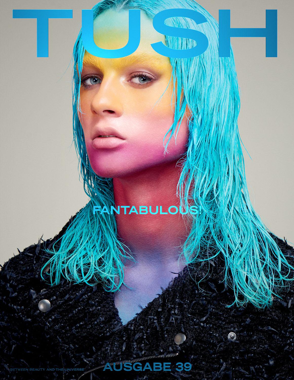 TUSH MAGAZINE COVER 02/16 ARMIN MORBACH